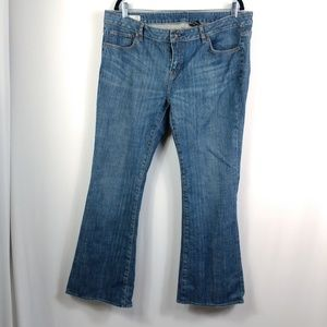 Buffalo David Bitton Felow Mid-Rise Flare Jeans